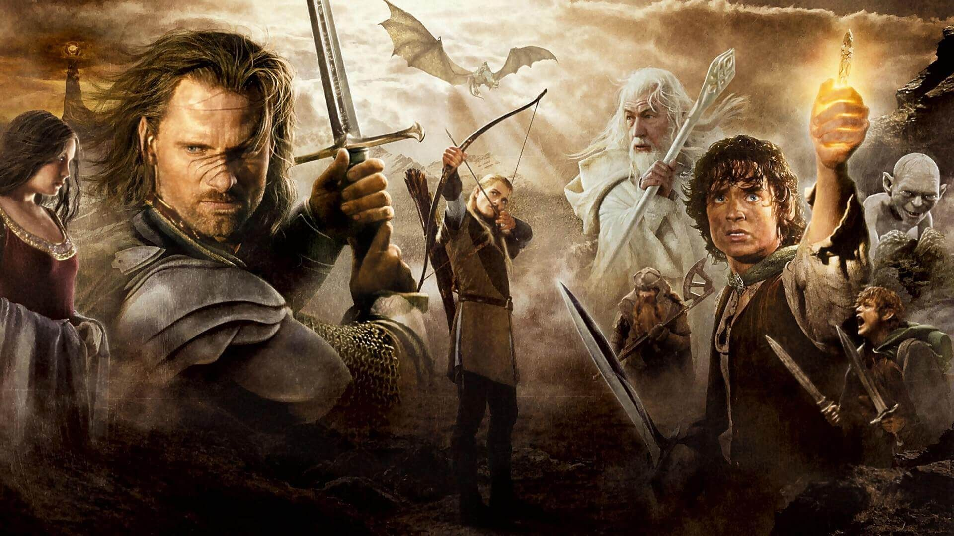 The Lord of the Rings and Christian Symbolism - Gbenga